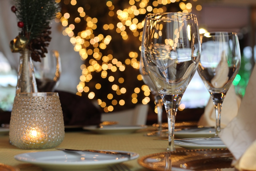 Christmas Day & New Year's Eve Menu